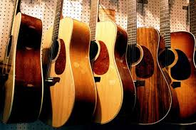 New Acoustic Guitars